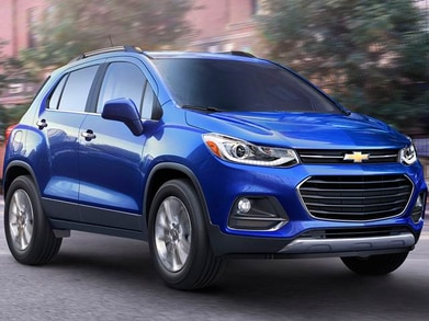 2017 Chevrolet Trax Pricing Ratings Expert Review Kelley Blue Book