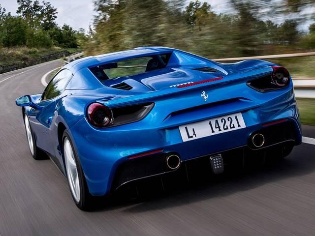 2017 Ferrari 488 Spider >> 2017 Ferrari 488 Spider Pricing Ratings Expert Review Kelley