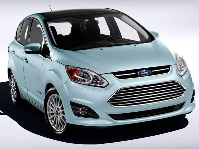 Used 2017 Ford C Max Hybrid Values