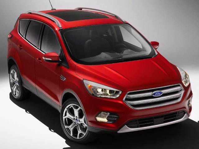 2017 Ford Escape Towing Capacity >> 2017 Ford Escape Pricing Ratings Expert Review Kelley Blue Book