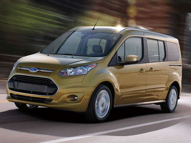 2017 Ford Transit Connect Passenger Pricing Ratings