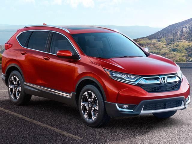 2017 Honda Cr V Ex L >> 2017 Honda Cr V Pricing Reviews Ratings Kelley Blue Book