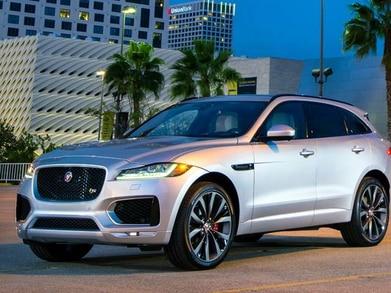 2017 Jaguar Truck >> 2017 Jaguar F Pace Pricing Reviews Ratings Kelley Blue Book
