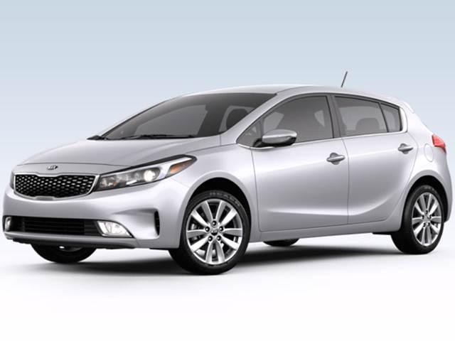 Kia Forte Hatchback >> 2017 Kia Forte5 Pricing Reviews Ratings Kelley Blue Book