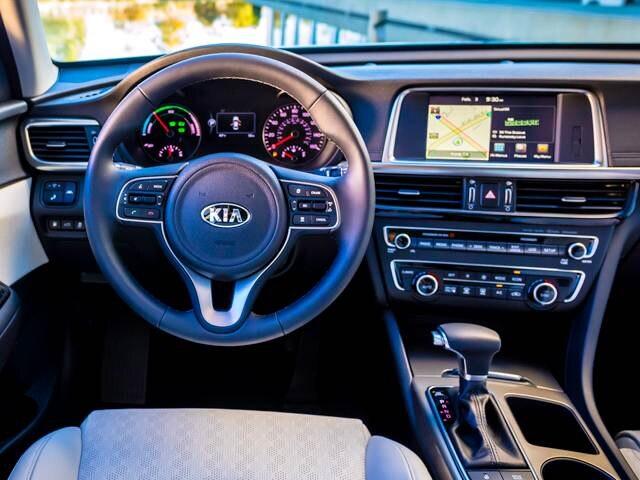 Used 2017 Kia Optima Hybrid Values