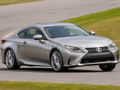2017 Lexus RC | Pricing, Ratings, Expert Review | Kelley Blue Book