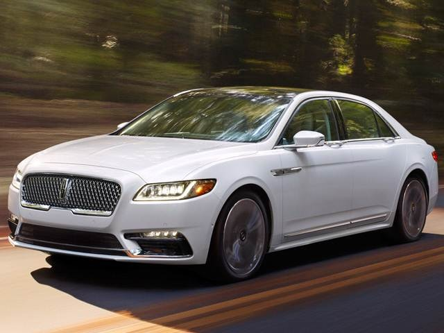 2017 Lincoln Continental Values Cars For Sale Kelley Blue Book
