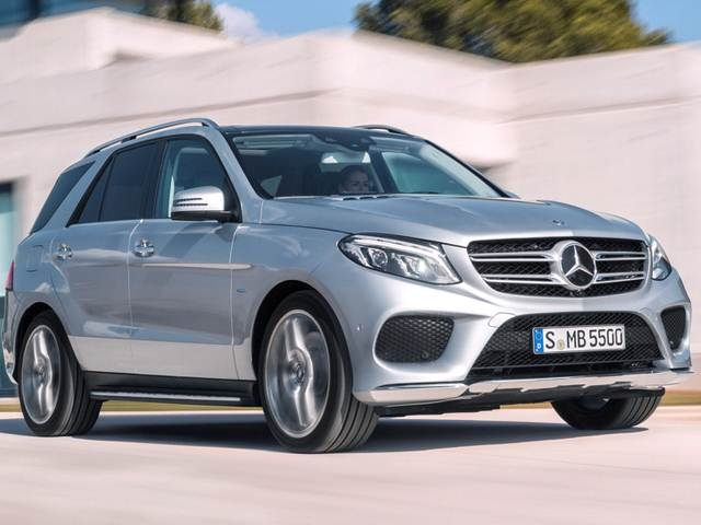 Used 2017 Mercedes Benz Gle Gle 300d 4matic Sport Utility 4d Prices Kelley Blue Book