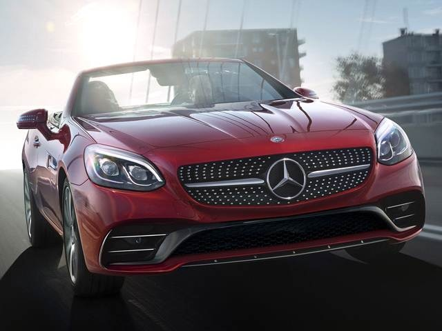 2017 Mercedes-Benz Mercedes-AMG SLC