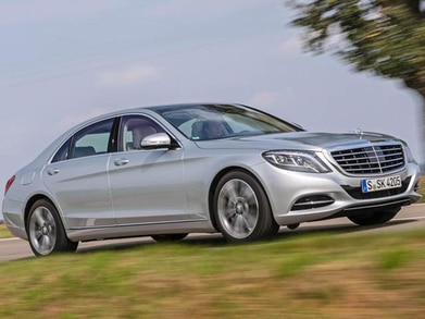 2017 Mercedes-Benz S-Class   Pricing, Ratings, Expert Review