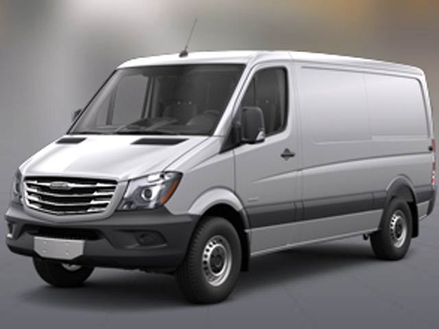 2017 Mercedes Benz 2500 Standard Roof I4 >> 2017 Mercedes Benz Sprinter Pricing Reviews Ratings