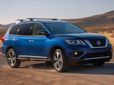 2017 Nissan Pathfinder | Pricing, Ratings, Expert Review | Kelley