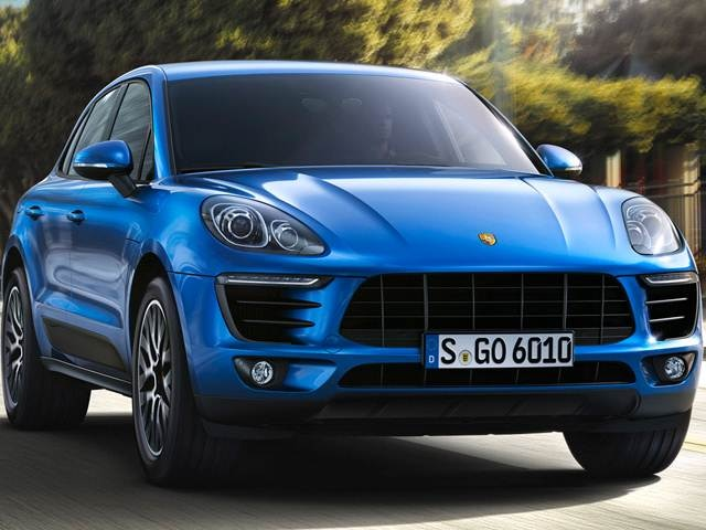 2017 Porsche Macan Pricing Reviews Ratings Kelley Blue Book