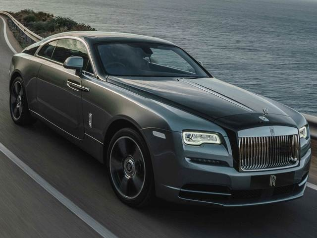 2017 Rolls Royce Wraith Prices Reviews