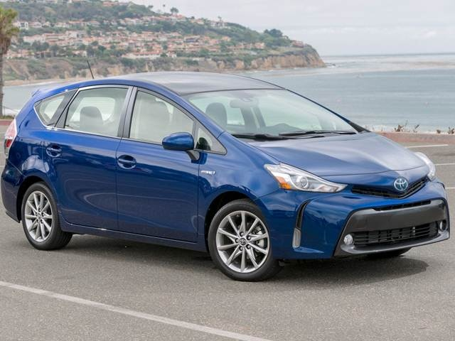 2017 Toyota Prius V Values Cars For Sale Kelley Blue Book