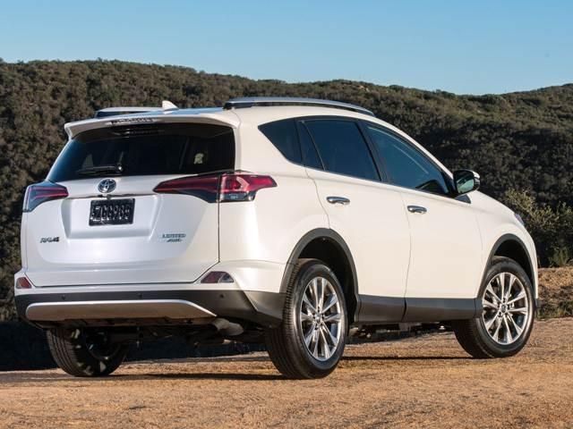 2017 Toyota Rav4 Prices Reviews