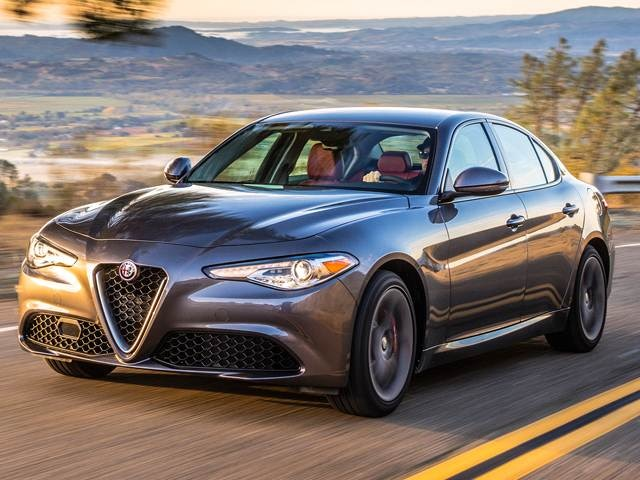 Alfa Romeo Giulia Msrp >> 2018 Alfa Romeo Giulia Pricing Reviews Ratings Kelley
