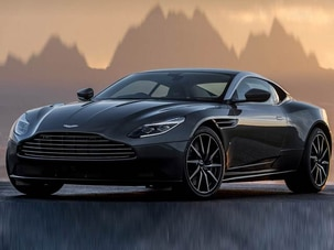 2018 Aston Martin Db11 Values Cars For Sale Kelley Blue Book