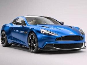2018 Aston Martin Vanquish S Values Cars For Sale Kelley Blue Book
