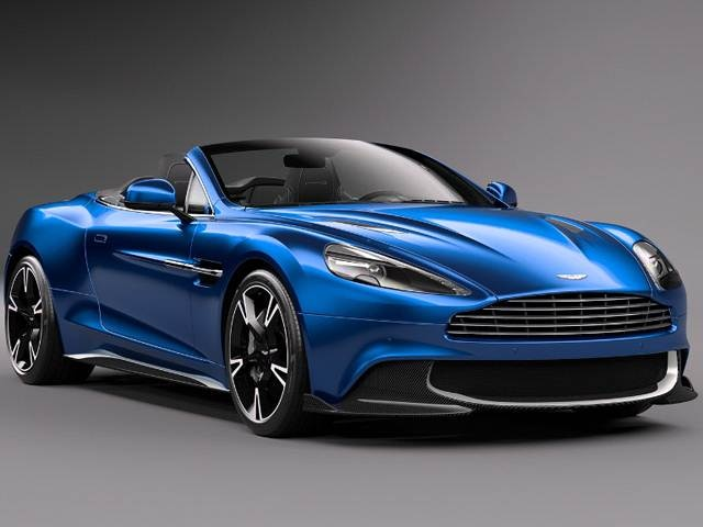 Used 2018 Aston Martin Vanquish S Volante Convertible 2D Prices | Kelley  Blue Book
