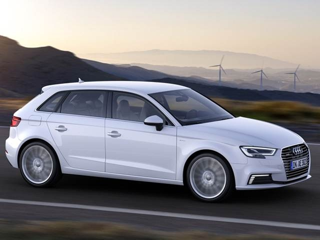 2018 Audi A3 Sportback E Tron Prices