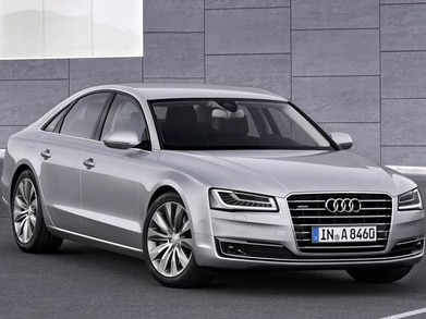 2018 Audi A8 Pricing Reviews Ratings Kelley Blue Book