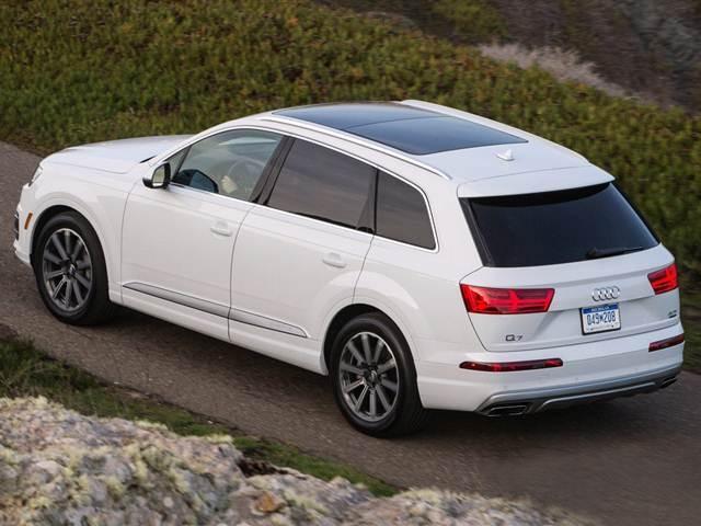 2018 Audi Q7   Pricing, Ratings, Expert Review   Kelley Blue Book