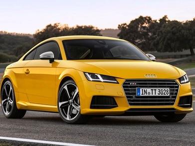 2018 Audi TT | Pricing, Ratings, Expert Review | Kelley Blue