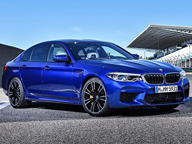 2018 Bmw M5 Pricing Ratings Expert Review Kelley Blue Book