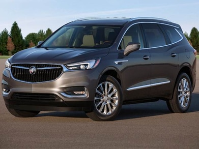 2018 Buick Encore: Design, Features, Changes, MPG >> 2018 Buick Enclave Pricing Ratings Expert Review