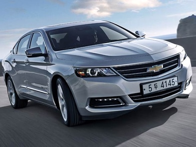 2018 Chevrolet Impala | Pricing, Ratings, Expert Review