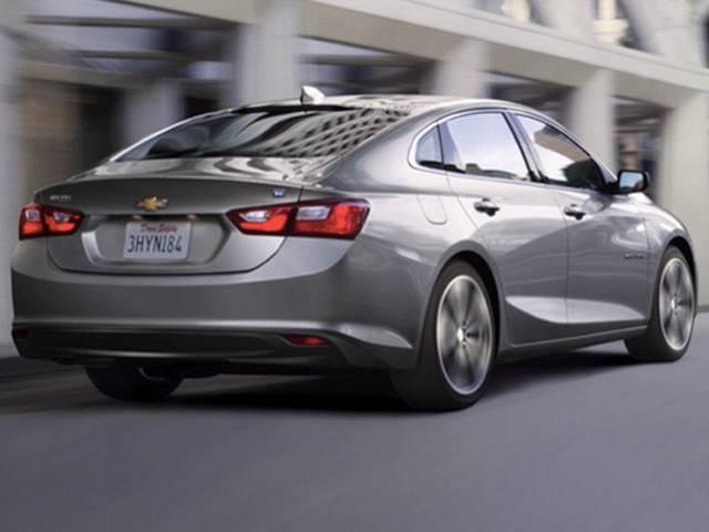 2018 Chevrolet Malibu | Pricing, Ratings, Expert Review | Kelley