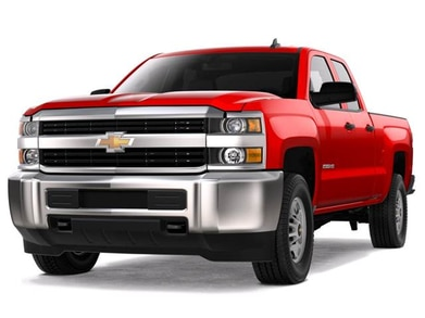 Kelley Blue Book Value Used Cars And Trucks >> 2018 Chevrolet Silverado 2500 HD Double Cab Pricing ...