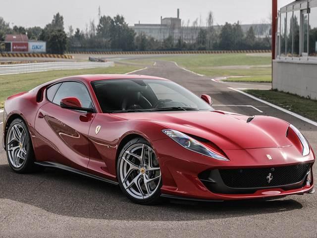 2018 Ferrari 812 Superfast Pricing Reviews Ratings
