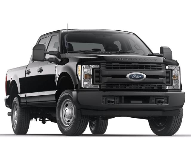 2018 ford f350 super duty crew cab pricing, ratings, expert review