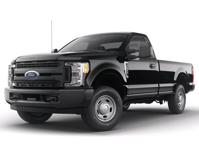 2018 Ford F350 Super Duty Regular Cab | Pricing, Ratings, Expert