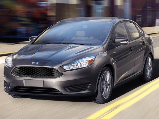2018 Ford Focus | Pricing, Ratings, Expert Review | Kelley