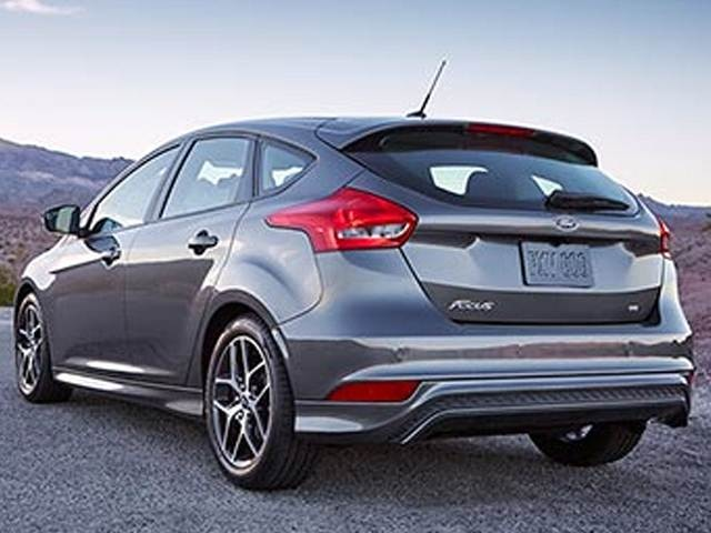 2018 Ford Focus Pricing Ratings Expert Review Kelley Blue Book