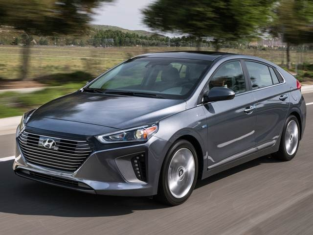 Most Fuel Efficient Hybrids Of 2018 Kelley Blue Book