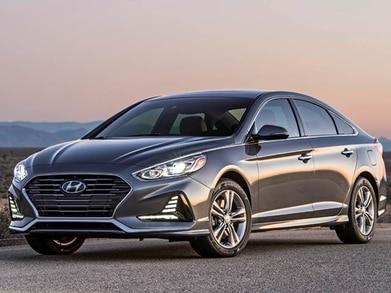 2018 Hyundai Sonata   Pricing, Ratings, Expert Review   Kelley Blue Book
