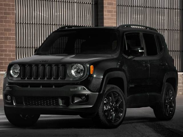 Used 2018 Jeep Renegade Altitude Sport Utility 4d Prices Kelley Blue Book