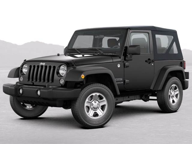 2018 Jeep Wrangler | Pricing, Ratings, Expert Review