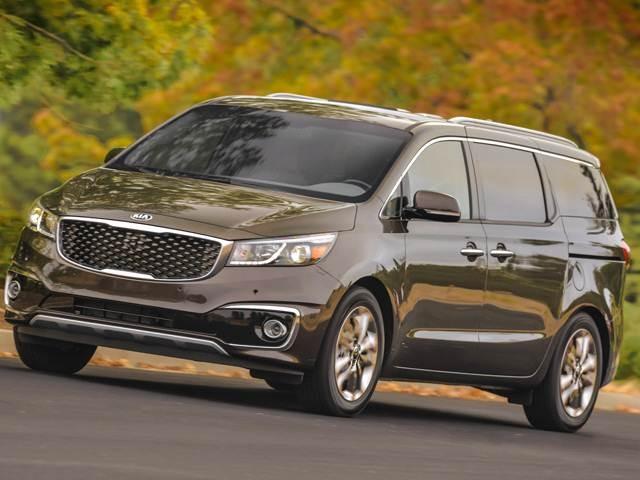 Top Expert Rated Van/Minivans of 2018 | Kelley Blue Book