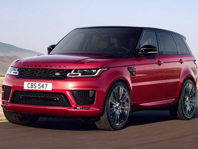 Land Rover Sport >> 2018 Land Rover Range Rover Sport Pricing Reviews Ratings