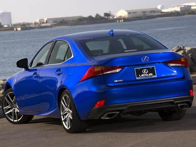 2018 Lexus IS | Pricing, Ratings, Expert Review | Kelley