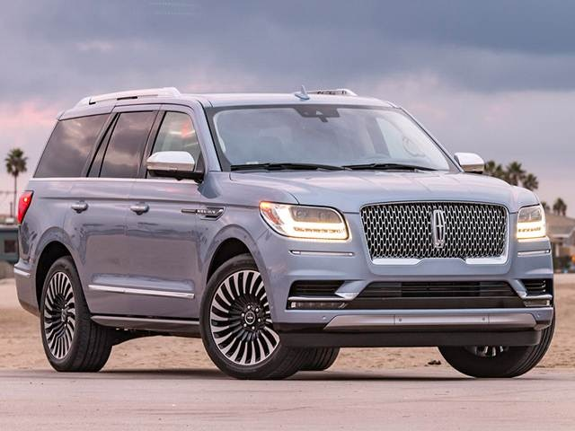 2018 Lincoln Navigator L Black Label: Review, Price >> 2018 Lincoln Navigator Pricing Ratings Expert Review
