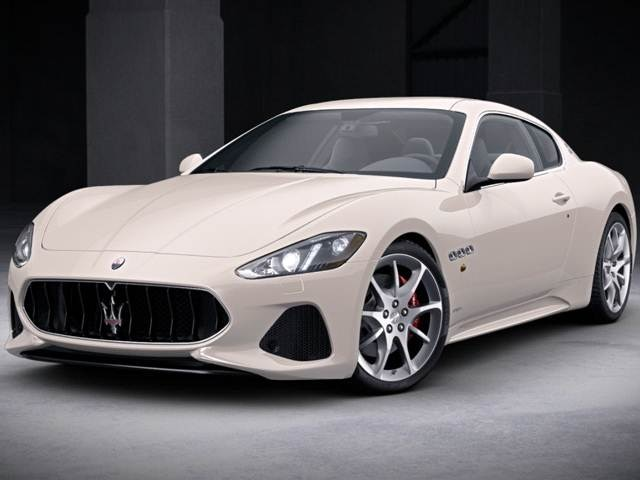 How Much Are Maseratis >> 2018 Maserati Granturismo Pricing Reviews Ratings
