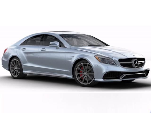 2018 Mercedes-Benz Mercedes-AMG CLS