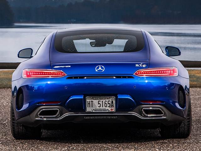 2018 Mercedes-Benz Mercedes-AMG GT | Pricing, Ratings