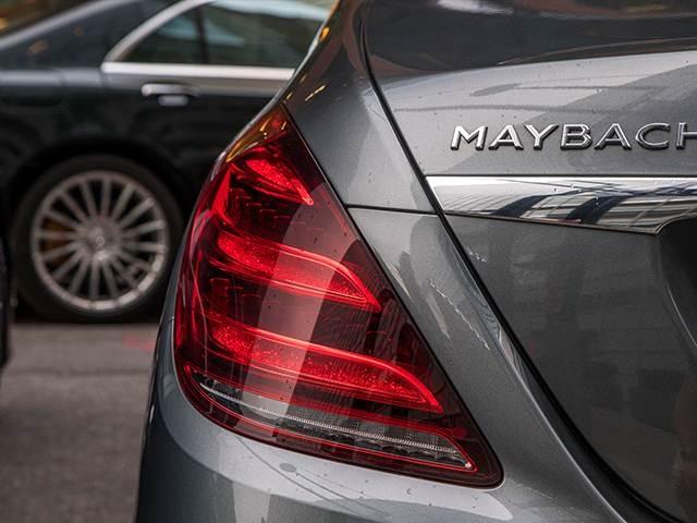 2018 Mercedes-Benz Mercedes-Maybach S-Class